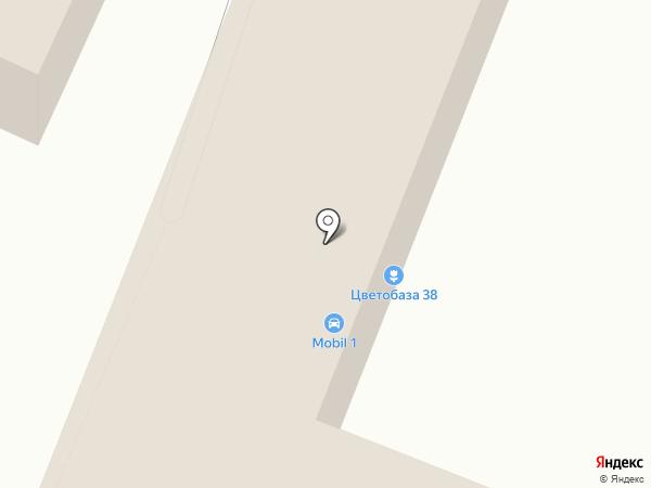 KITTO PLUS на карте Иркутска