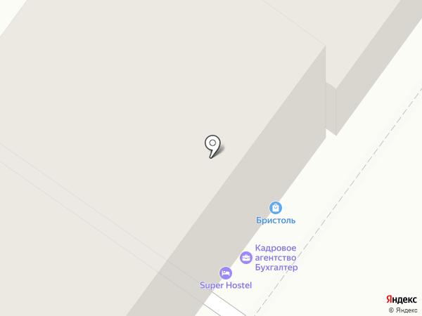 АВС-сервис на карте Иркутска
