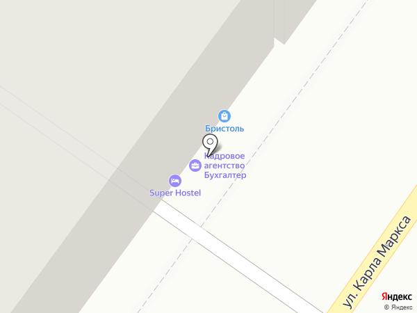 Удобно-Деньги-Иркутск на карте Иркутска