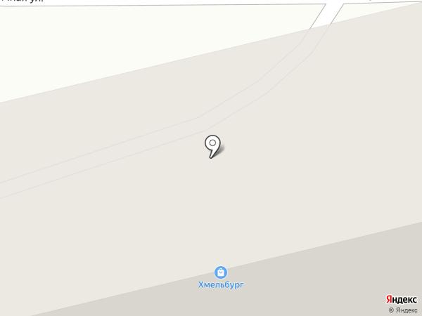 Ассоль на карте Иркутска