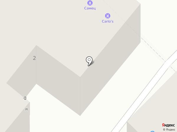Ломбард Платинум на карте Иркутска