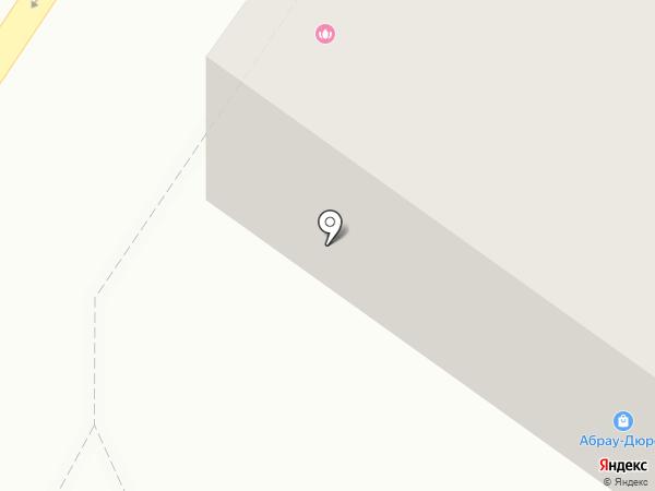 Магазин продуктов на карте Иркутска