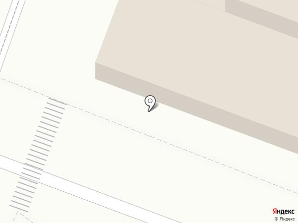 АвтоЛидер на карте Иркутска