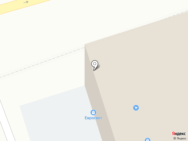Талан на карте Иркутска