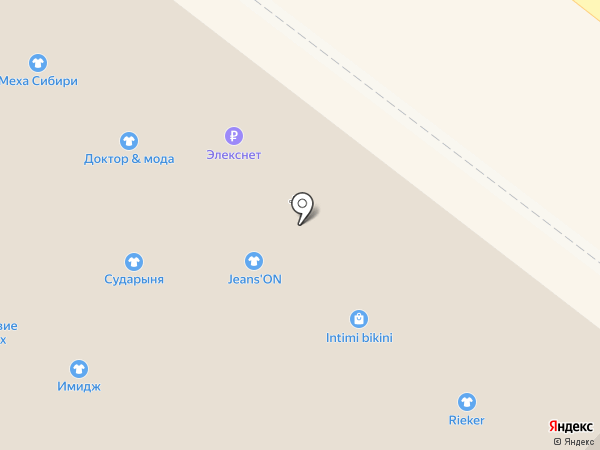 Valentin на карте Иркутска