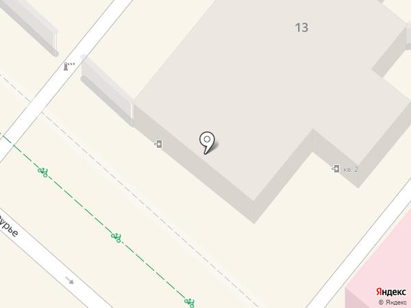 Ломбард АКВАМАРИН на карте Иркутска