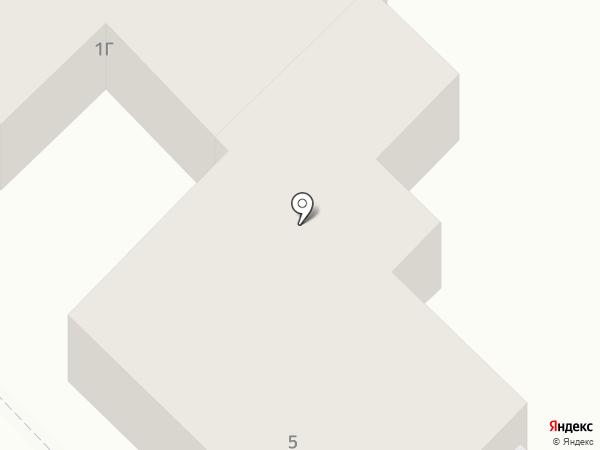 Карлуша на карте Иркутска
