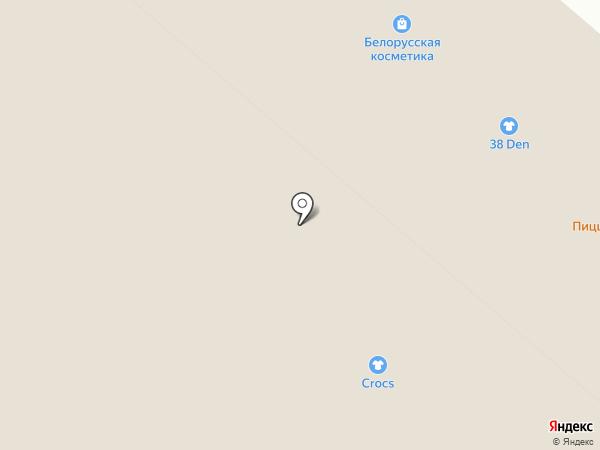 Selena на карте Иркутска