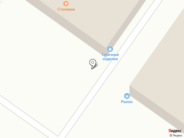Магазин мяса на карте Иркутска
