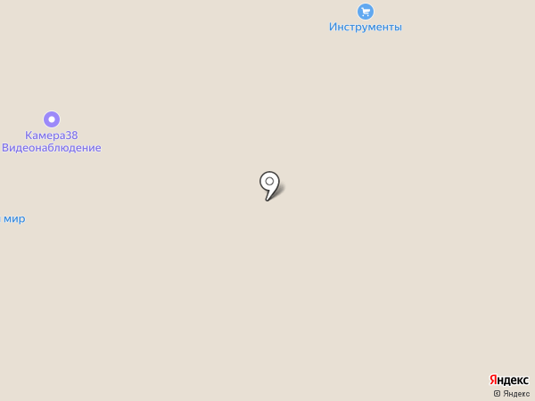 D`uete на карте Иркутска