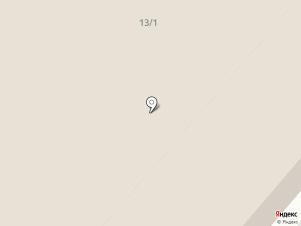 Магазин чулочно-носочных изделий на карте Иркутска