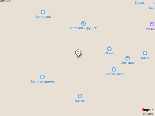 Сладкий сон на карте Иркутска