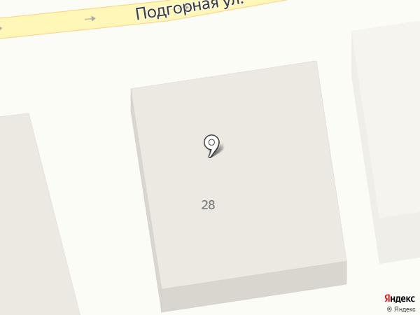 Гид Мигрант на карте Иркутска