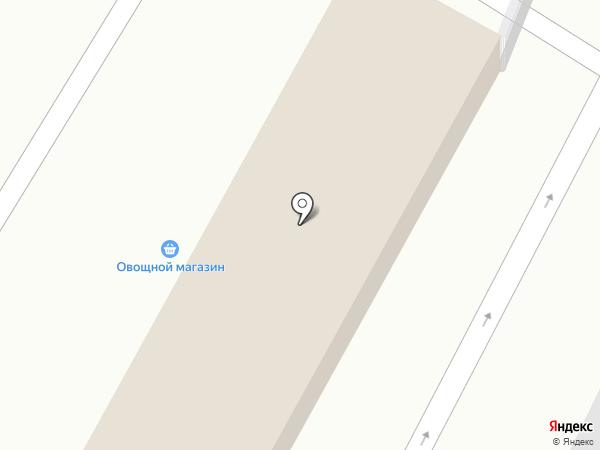 Туи на карте Иркутска