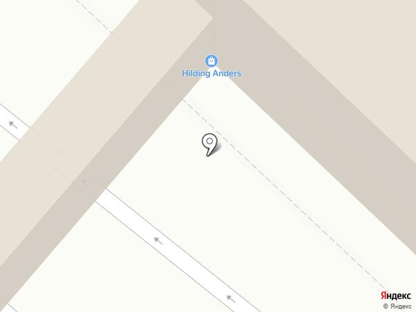 Дэлия на карте Иркутска