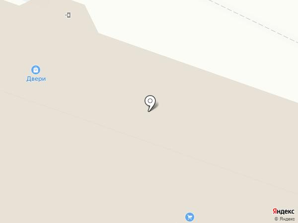Авангард+ на карте Иркутска