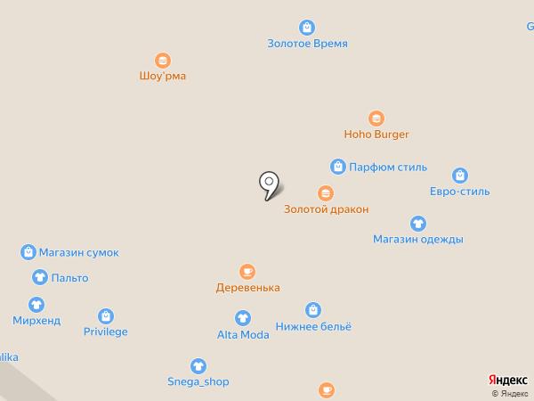 Магазин домашнего текстиля на карте Иркутска