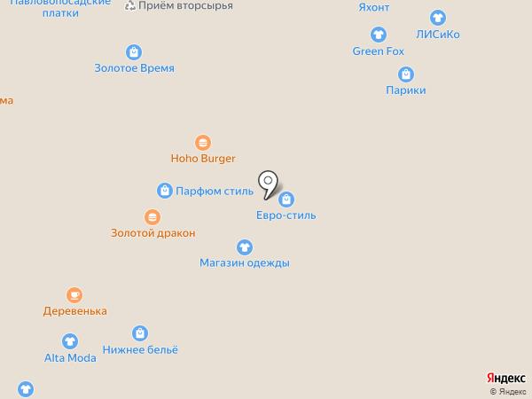 Forward Man на карте Иркутска