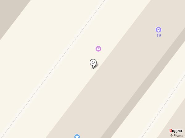 Меха на карте Иркутска