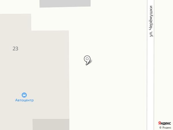 Автоцентр на карте Карлука