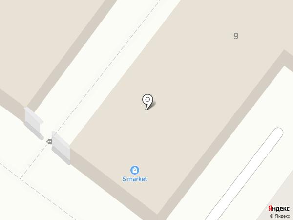Сервисный центр на карте Иркутска