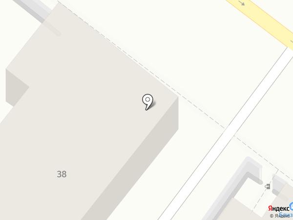 Столовая на карте Иркутска