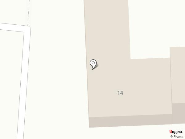 Аврора на карте Иркутска