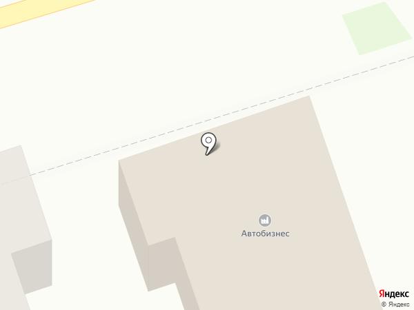 Элемент на карте Иркутска