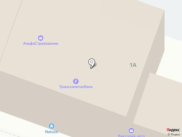 Бухгалтер Плюс на карте Иркутска