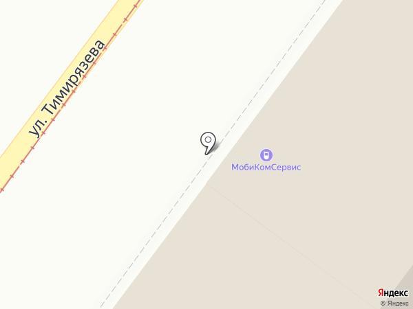 Enseo на карте Иркутска