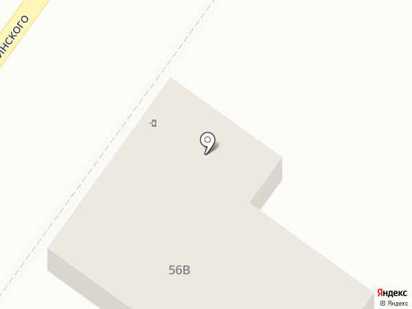 Иркутский областной центр медицинской профилактики, ГБУЗ на карте Иркутска