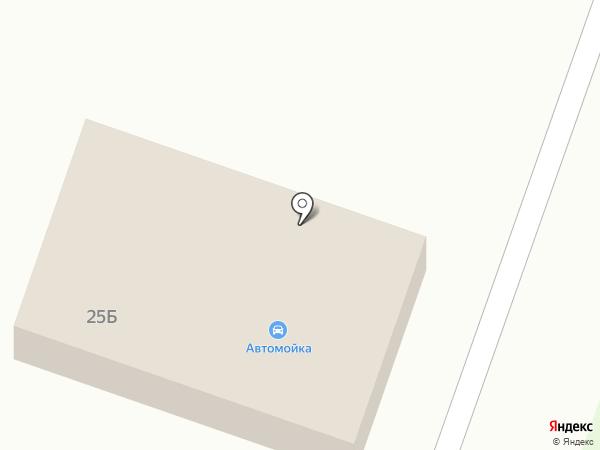 Автоцентр на Академической на карте Иркутска