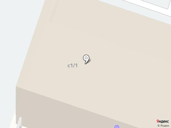 MODUL на карте Иркутска