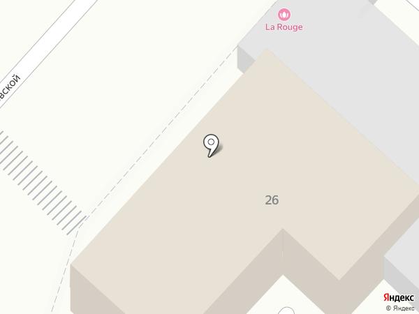 БРЕНДТЕК на карте Иркутска