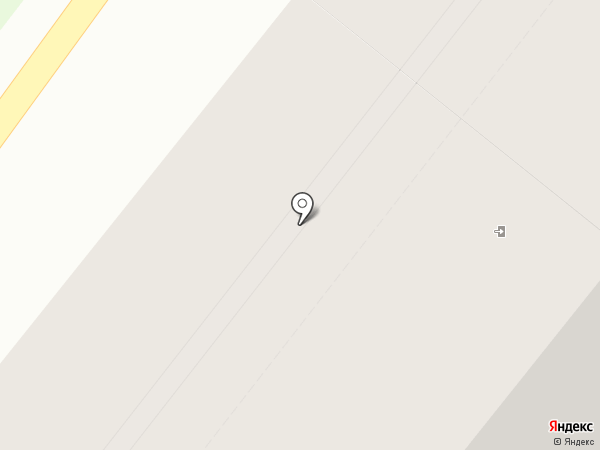 Кедр на карте Иркутска