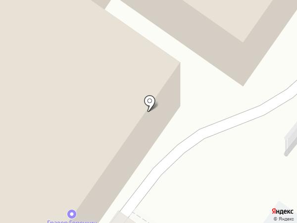 Lebrend на карте Иркутска