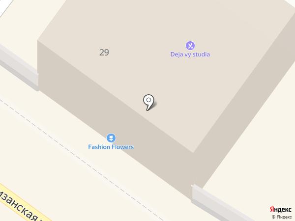 GCFit на карте Иркутска