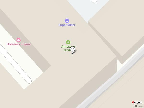 TECHNOJOY на карте Иркутска