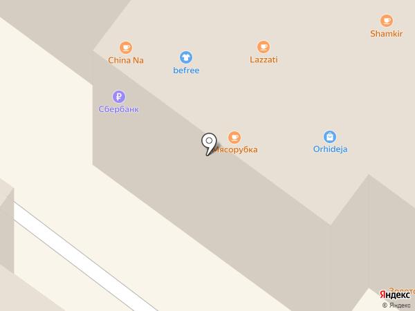 Concession bar на карте Иркутска