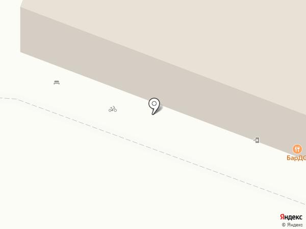 Галерея Виктора Бронштейна на карте Иркутска