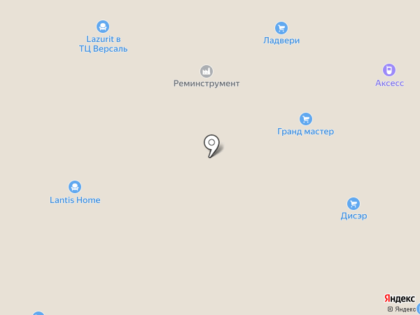 ТеплоТэн на карте Иркутска