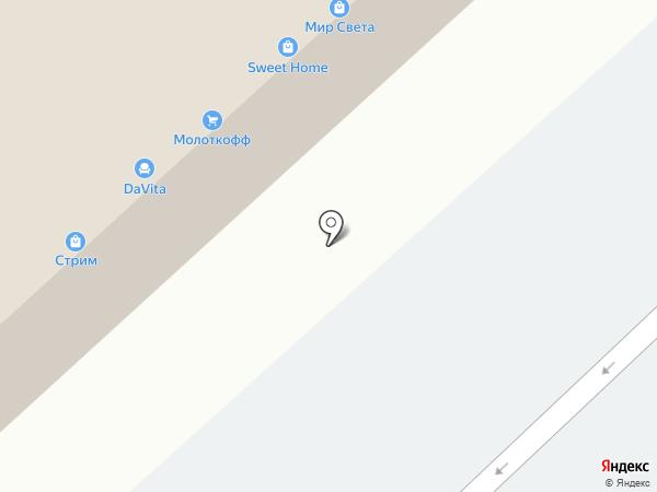 Магазин по продаже инструмента на карте Иркутска