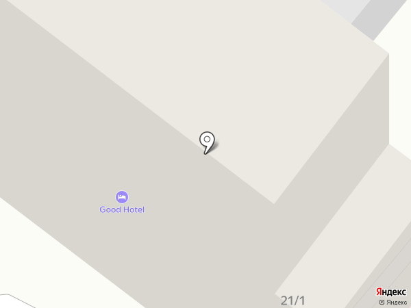 Life на карте Иркутска