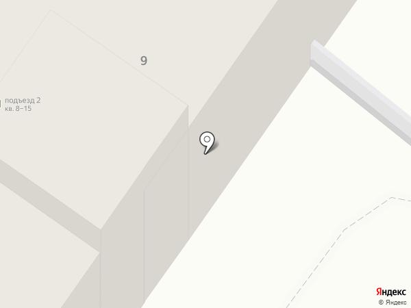Уряал на карте Иркутска