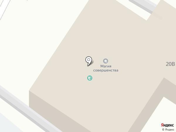Ая Ганга на карте Иркутска