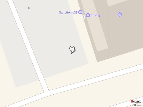 Адвокатский кабинет Биктимирова А.Р. на карте Иркутска