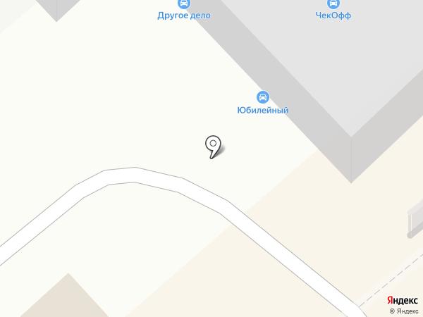 Автострада на карте Иркутска