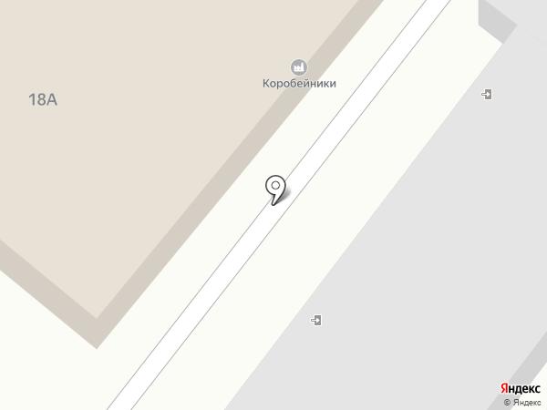 Пропеллер 38 на карте Иркутска