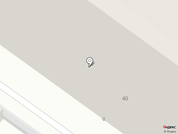 Пискунова 40, ТСЖ на карте Иркутска