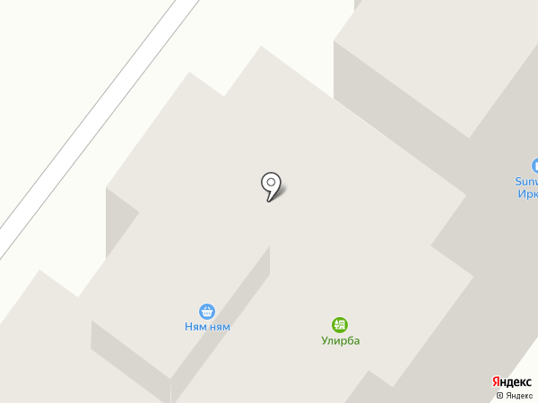 Aurum на карте Иркутска